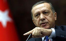 Эрдоган продвигается на север Сирии