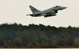 Российские самолеты перехвачены