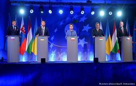 Гройсман в Польше пожаловался на Россию
