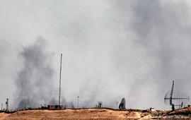 Боевиками ИГ в Сирии сбит самолет
