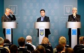 Инертная политика Киева