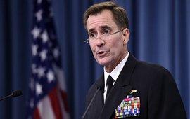 Джон Кирби: Координационной борьбы против ИГ
