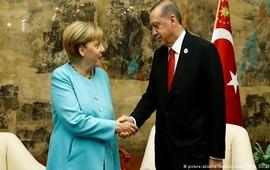 О встрече Меркель - Эрдоган в рамках G - 20
