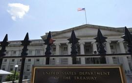 Минфин США пополнил список санкций