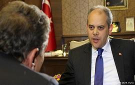 DW: Министр спорта Турции не признает факт
