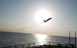Летчики Германии охраняют Балтику