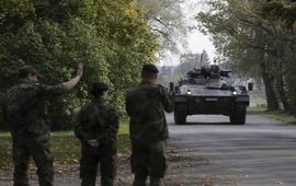 НАТО размещает в Прибалтике и Польше группировку