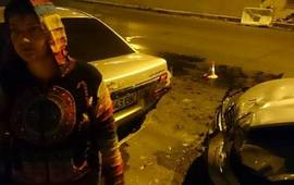 Комментарий Савченко к ДТП