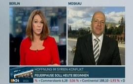 N24: Для Путина стабильное перемирие