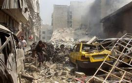 В Сирии стороны обвиняют друг друга