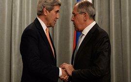 По данным МИД РФ: Лавров и Керри обсуждали шаги