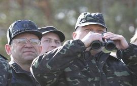 Турчинов, Украина и мощнейшая бронетанковая школа
