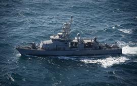 Военные корабли Ирана
