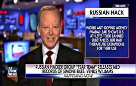 Fox News: Следует наказать Россию за взлом WADA