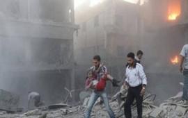 «Варварские бомбардировки» превратили Алеппо в «Сталинград»