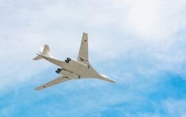 Истребители Typhoon поднялись на перехват