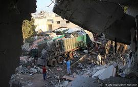 Меркель: Москва и Дамаск не заинтересованы