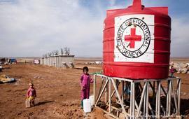 70 грузовиков доставили гуманитарную помощь