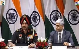 Между Пакистаном и Индией