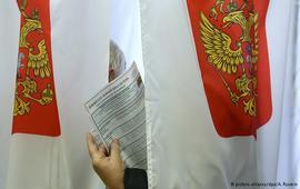 Выборы в госдуму - это видимость демократии