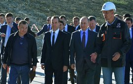 Мост в Крым - «историческая миссия»