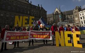 Ситуация вокруг ратификации Нидерландами соглашения