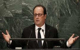 Олланд призвал Россию принудить Асада к миру