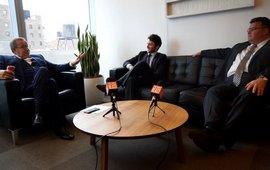 Президент Эстонии в беседе с Daily Beast