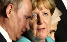 Путин и Меркель согласовали график встреч