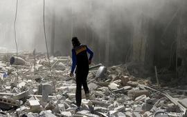 FAZ: Происходящее в Сирии