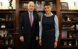 Савченко в США: Порошенко «недорабатывает»
