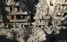 Сирийская армия начала наступление