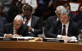 Порошенко: Сирия и Украина - это полигоны