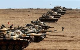 Джихадисты одобряют участие исламистов в операции турок