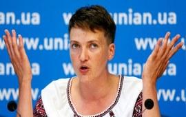 Савченко: Особый статус нужен всей Украине