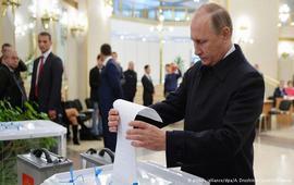 DW: Триумф Медведева и рост симпатий