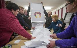 Парламентские выборы в Беларуси