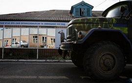 Украинскому военному выдали ЗИЛ
