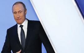 Владимир Путин признал