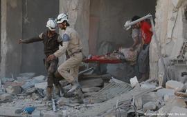 Восточные районы Алеппо