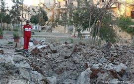 Дамаск: интенсивность