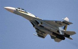 Российский Су-27 нарушил воздушное пространство