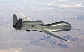 Американский БПЛА RQ-4 Global Hawk