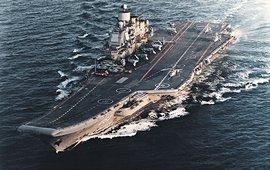 «Адмирал Кузнецов» отправился в Сирию