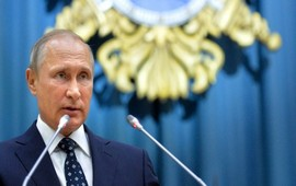 Faz: Алеппо - всего лишь этап для Путина