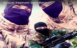 """""""Мученики"""" азербайджанского спецназа"""