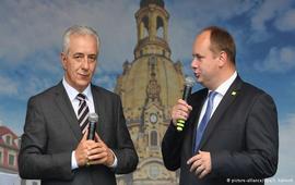 Бургомистра Дрездена оскорбили