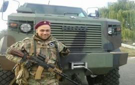 Боевики украинских нацбатов