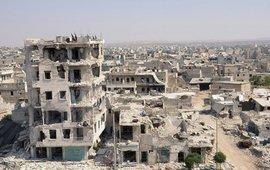 Алеппо на грани уничтожения