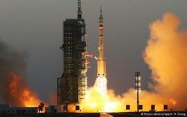 Китай: успешный запуск